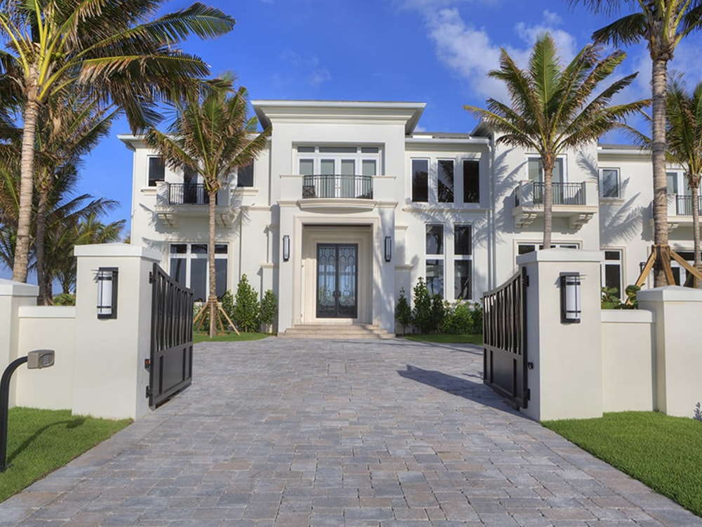Construction on Custom Home | South Florida